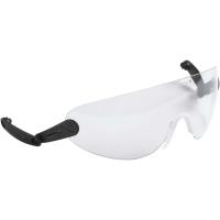 Integrierte Schutzbrille, 3M V6E,für alle 3M Peltor Schutzhelme, Scheibe farblos