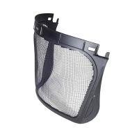 Visier f. Schutzhelm G22/G3000/Multisystem G500,3M 5B, Polycarbonat/Polyamidnetz