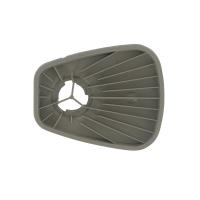 Filtergehäuse zu Filterdeckel 501, 3M 603, grau, 1 Paar