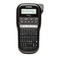 Beschriftungsgerät Brother P-touch H110, mit QWERTZ-Tastatur