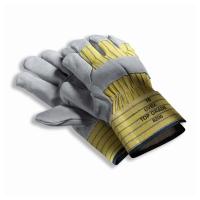 Rindslederschutzhandschuhe Uvex top grade 8200, Typ EN388 4143, Gr. 10, Paar