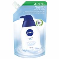 Flüssigseife Nivea Cream Soft Nachfüller, 500 ml