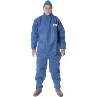 Schutzanzug 3M 4515, Typ 5/6, Grösse M, blau
