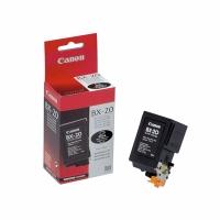 Druckkopf Canon BX-20, 900 Seiten, schwarz