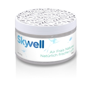 Geruchsvernichter Skyvell Gel, Dose à 250g