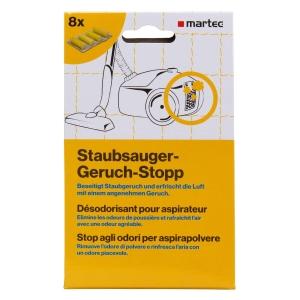 Staubsauger-Geruch-Stopp Martec 33045, Packung à 3 Stück