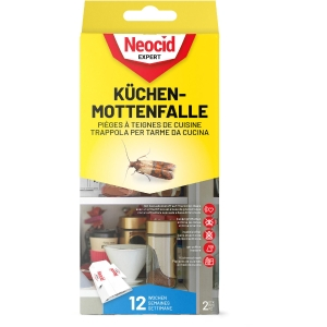 Küchenmotten-Falle Neocid Expert, Packung à 2 Stück