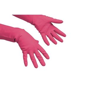 Mehrzweckhandschuh - Der Feine Vileda Professional 100749, S, rot