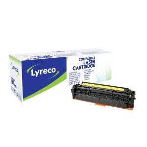 Lyreco Toner kompatibel zu Canon 718 für ca. 2900 Seiten, yellow