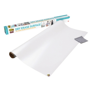 Weisswandtafelfolie Post-it Super Sticky Dry Erase Film, DEF4x3-EU, 0,914x1,219m