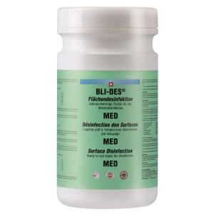Flächendesinfektion MED BLI-DES FD, Spender à 90 Feuchttücher