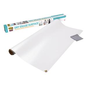 Weisswandtafelfolie Post-it Super Sticky Dry Erase Film, DEF8x4-EU, 1,219x2,438m
