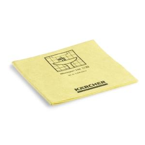 Microspun Kärcher, gelb, Packung à 10 Tücher