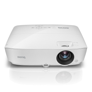 BenQ Videoprojektor MX535, XGA Daten 1024x768, 3.600 ANSI-Lumen, Smart Eco
