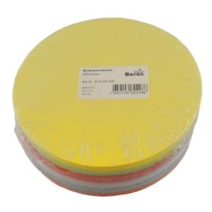 Moderationskarten, Kreis, Ø13,5 cm, Farben ass., Packung à 300 Stück