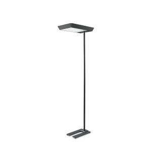 LED-Stehleuchte Hansa Maxlight Pro, anthrazit