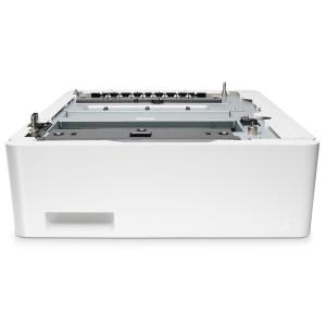 Papierfach HP LaserJet, 550 Blatt, weiss