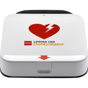 Defibrillator Lifepak CR2, Ansage in Deutsch