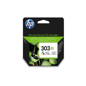 Tintenpatrone HP T6N03AE, 415 Seiten, color