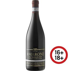 Rotwein Amarone della Valpolicella DOC, Flasche à 75 cl
