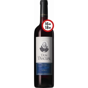 Rotwein Don Pascual Rioja, Flasche à 75 cl
