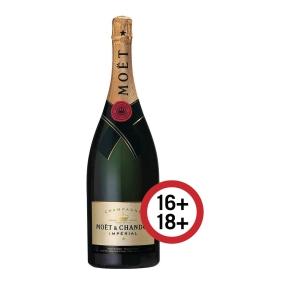Champagner Moët & Chandon Impérial, Flasche à 75 cl