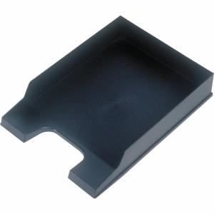 Briefkorb Helit, A4/C4, schwarz