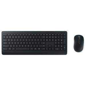 Tastatur & Maus Microsoft 900, wireless, schwarz
