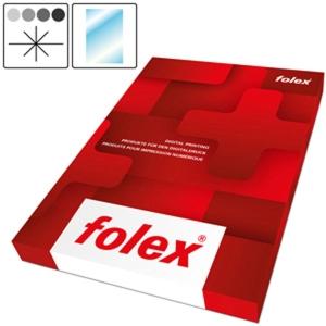OHP-Folien Folex X-100, A4, für den Kopierer, Packung à 100 Stück