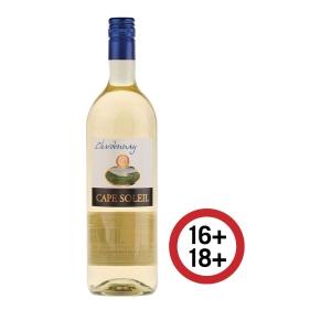 Weisswein Chardonnay Cape Soleil,  Flasche à 75 cl