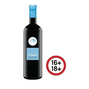 Rotwein Monte Pulciano il Falco, Flasche à 75 cl