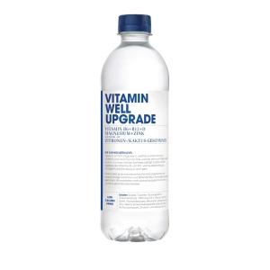 Mineralwasser Vitamin Well, Zitrone & Kaktusgeschmack, Packung à 12 Flaschen
