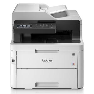 Drucker Brother MFC-L3750CDW, Farblaser, weiss