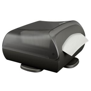 Serviettenspender Lucart L-ONE, 218x290x112 mm, schwarz