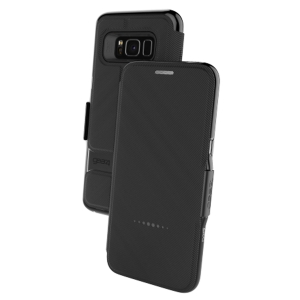 Schutzhülle Gear4 Oxford Case, Galaxy S8, schwarz