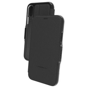 Schutzhülle Gear4 Oxford Case, iPhone X, schwarz