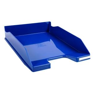 Briefkorb Exacompta, A4, blau