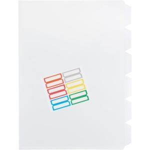 Sichtmappe Kolma Visa Dossier, A4, tansparent