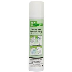 Wund- und Augenspray Plum, Haltbarkeit 3 Jahre, Flasche à 250 ml
