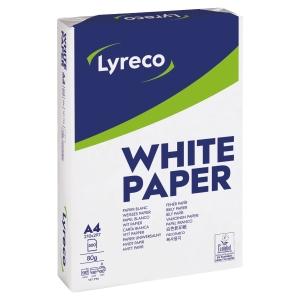 Kopierpapier Lyreco, A4, 1/4 Palette à 25 000 Blatt