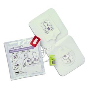 Elektrode Pedi Padz II, für Zoll Defibrillator AED Plus