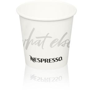 NESPRESSO On the Go Kartonbecher 110 ml, Packung à 54x50 Stück