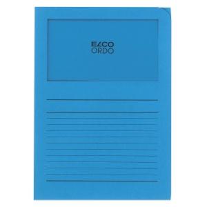 Organisationsmappe Elco Ordo Classico 29489, bedr., intensivblau, Pk. à 100 Stk.