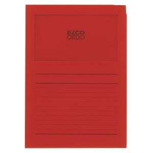 Organisationsmappe Elco Ordo Classico 29489, bedr., intensivrot, Pk. à 100 Stk.