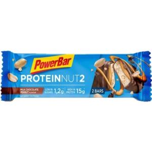Sportriegel PowerBar Protein Nut2, Schokolade & Erdnuss, Packung à 18 Riegel