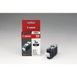 Tintenpatrone CANON BCI-3eBK, BJC-6000,  500 Seiten, schwarz