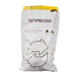 Nespresso Recycling Beutel, Packung à 3 Beutel