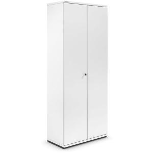 Aktenschrank Smartline, 80x40x189 cm (BxTxH), weiss