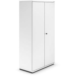 Aktenschrank Smartline, 80x40x153 cm (BxTxH), weiss