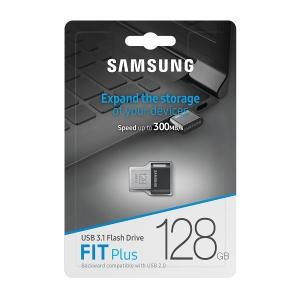 USB Drive SAMSUNG MUF-128AB, Fit Plus 128GB, USB 3.1